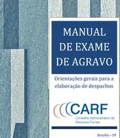 Manual de Exame de Agravo